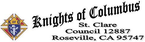 Knights of Columbus St. Clare Council 12887